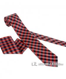 Karirane kravate #301Crvene kravate, Crvena kravata, prodaja, online, kravate, crvene, svadba, vencanje, beograd, novi sad, zajecar, cacak, uzice, obrenovac