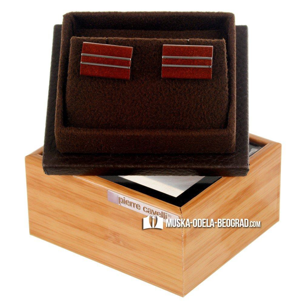 braon manzetne #308 - manzetne za kosulju, dugmad za manzetne, manzetne beograd, cene, cena, prodaja, moderna dugmad za manzetne