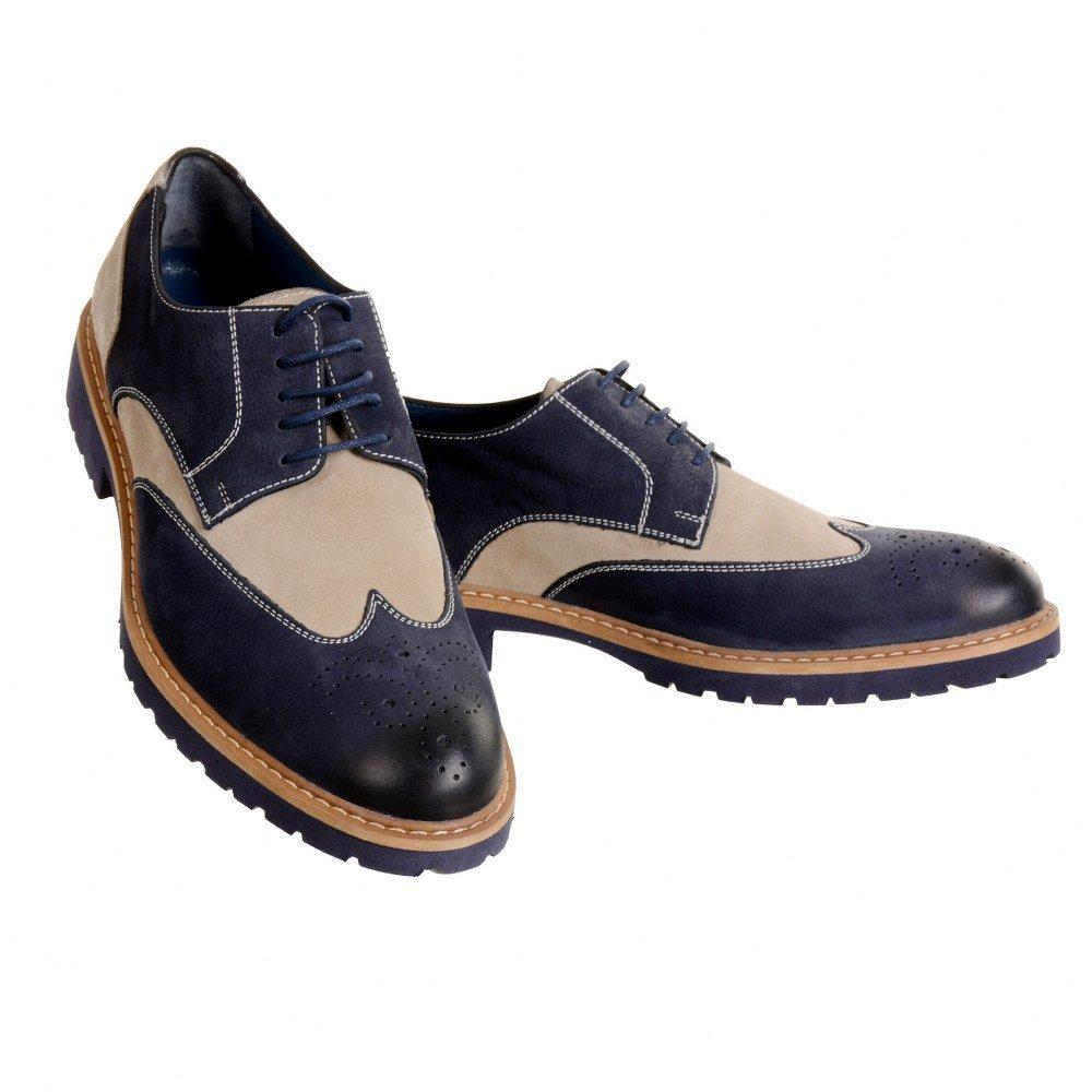 Muske cipele od prevrnute koze #558 - Beograd, Muske sarene cipele, cipela, od, prevrnute, izvrnute, koze, mojo, rucno radjene, handmade, unikatne, cipele, obuca, unikatna