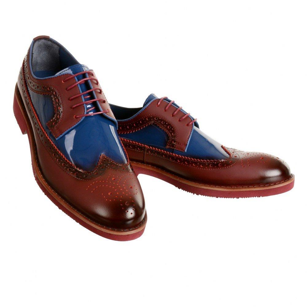 Muske sarene cipele - Kozne #559 - Muska obuca, muske cipele, za, maturu, maturante, sarene, handmade, unikatne, mojo, anthonys, entoni, cene, cena, beograd, srbija