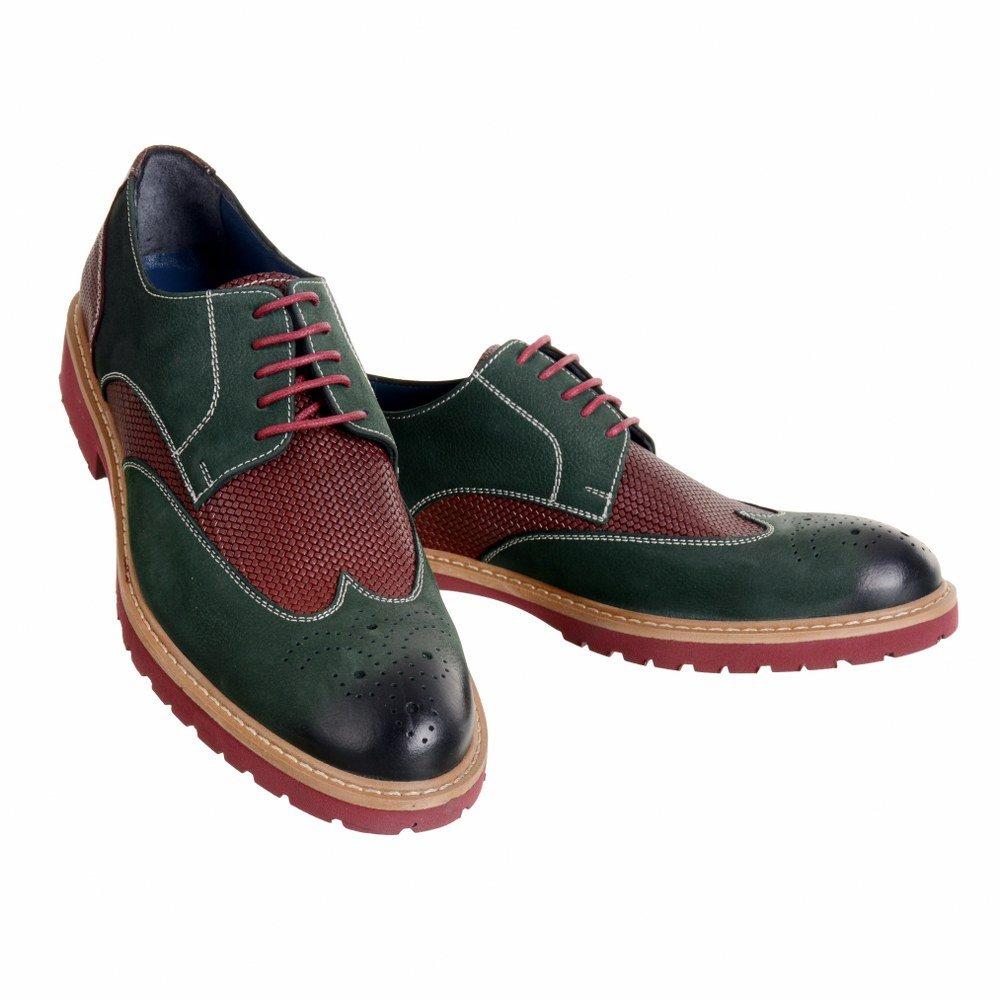 Cipele - Muske sarene #560 - Muska sarena obuca, muske sarene cipele, unikatne, unikat, rucno radjene cipele, cipela, prodaja, beograd, srbija, online, zemun, fashion, design