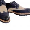 Muske cipele od prevrnute koze- Beograd, Muske sarene cipele, cipela, od, prevrnute, izvrnute, koze, mojo, rucno radjene, handmade, unikatne, cipele, obuca, unikatna