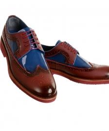Muske sarene cipele - Kozne #559Muska obuca, muske cipele, za, maturu, maturante, sarene, handmade, unikatne, mojo, anthonys, entoni, cene, cena, beograd, srbija