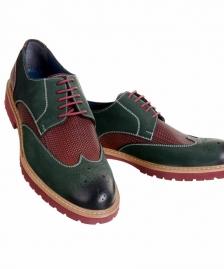 Cipele - Muske sarene #560Muska sarena obuca, muske sarene cipele, unikatne, unikat, rucno radjene cipele, cipela, prodaja, beograd, srbija, online, zemun, fashion, design
