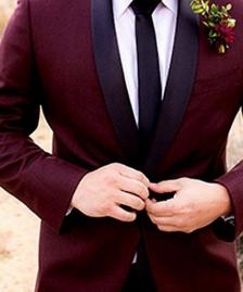 Bordo smoking #572smoking, odelo, odela, muska, za svadbu, svadbe, vencanje, vencanja, mature, cena, cene