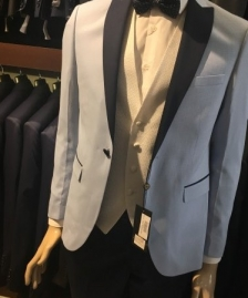 Muska odela #575plavo smoking odelo, plava odela, strukirana, muska odela beograd, model za 2018 god.