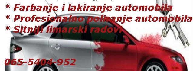 auto, limarija, farbanje auta, beograd, poliranje, vozila, autolakirer, cene, cena, cenovnik