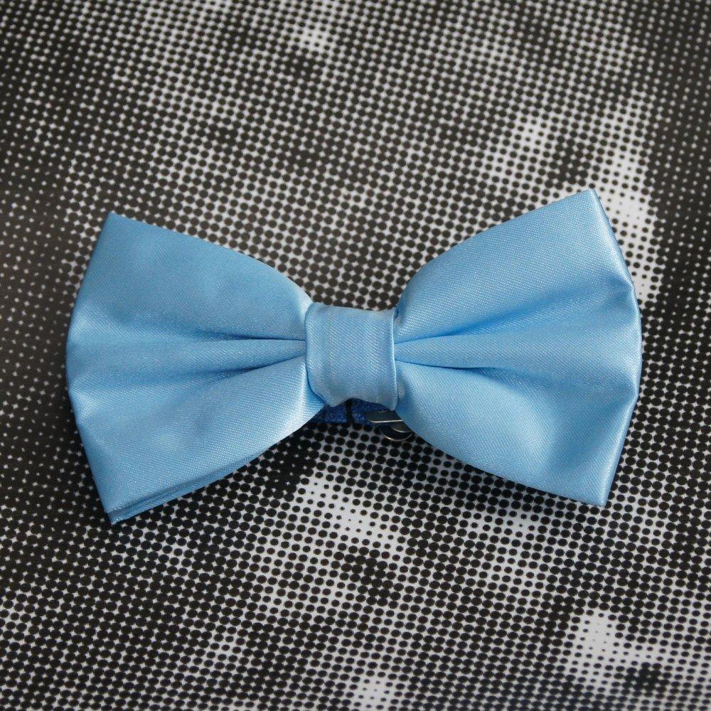 Plave leptir masne #458 - Leptir masne, za smoking, za odelo, za kosulju, cene, cijena, cena, za poklon, sa kutijom, prodaja, beograd, novi sad, leskovac, negotin