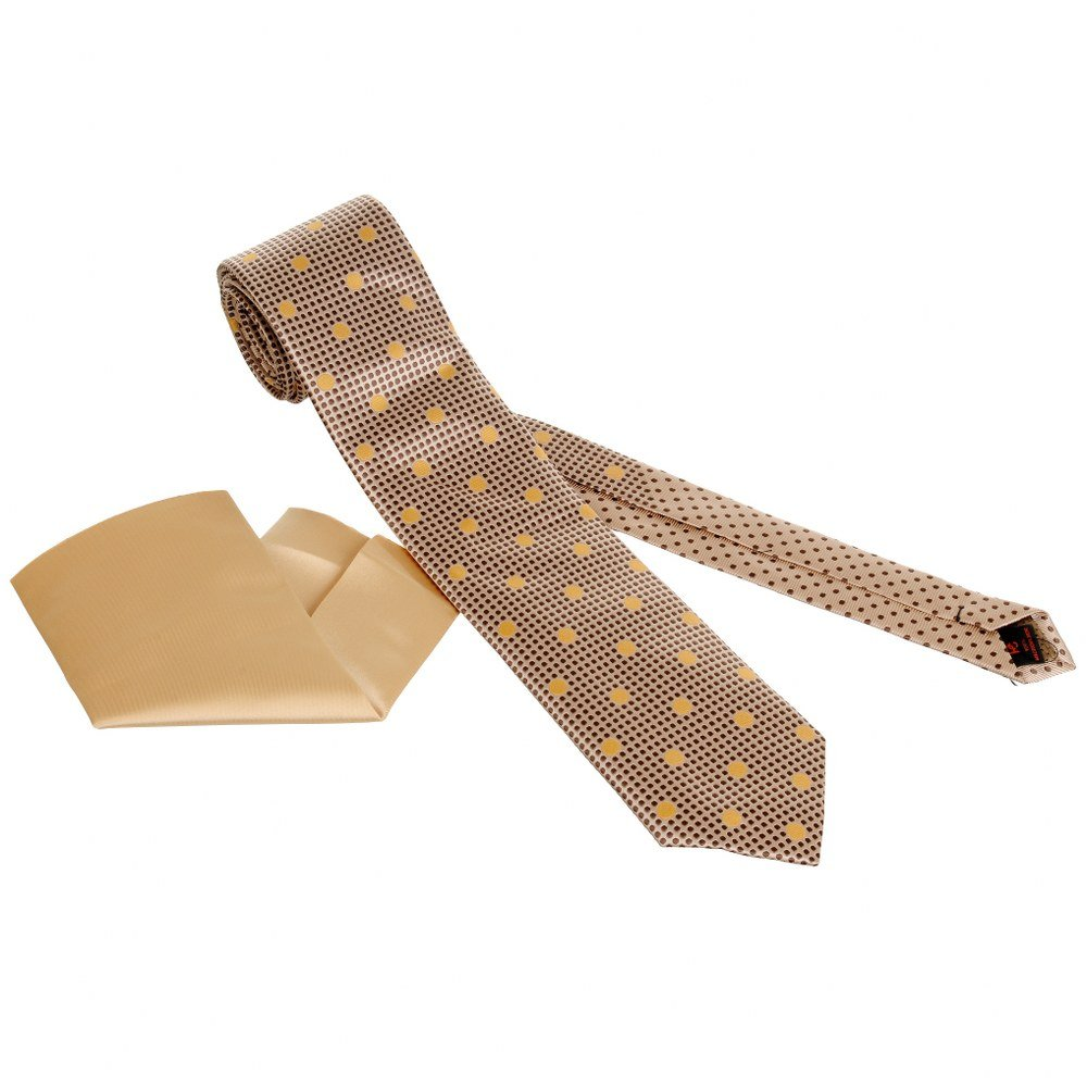 Braon kravata #477 - Kravate, prodaja kravata, svilene, sinteticke, uske, siroke, online, veliki izbor muskih kravata