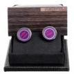 Ljubicasta dugmad za manzetne- Dugmad za manzetne, ljubicasta dugmad za kosulju, dugme za manzetne, dugmad za manzetne, beograd, prodaja, nis