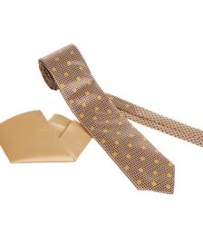 Braon kravata #477Kravate, prodaja kravata, svilene, sinteticke, uske, siroke, online, veliki izbor muskih kravata