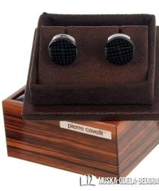 dugmad za manzetne - Crna #511Dugmad za manzetne, manzetne za kosulju, sa cirkonima, srebrna, zlatna, za smoking, za vencanje, za svadbu, odela za svadbu, svadbe