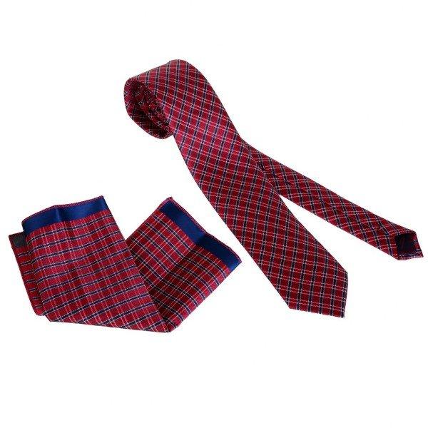 Bordo muske karirane kravate za mature ili svadbe #585 - Bordo kravate, kravate beograd, muske, za odelo, odela, svdbe, vencanje, cene, cena, prodaja, online, neven