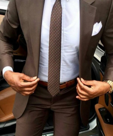 Odela Muska Braon #566Odela muska, strukirana odela muska, braon slim fit odela, odelo, muko odelo za vencanje, beograd, u beogradu, butik, butici, vencanje, vencanja